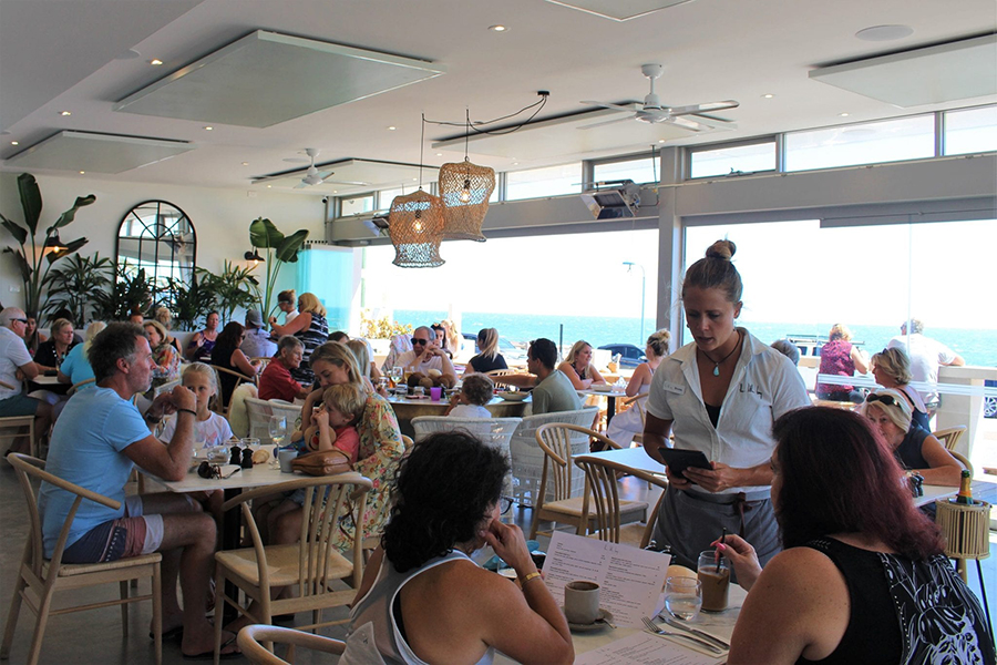 Spots for the Best Breakfast and Brunch in Perth The Little Bay