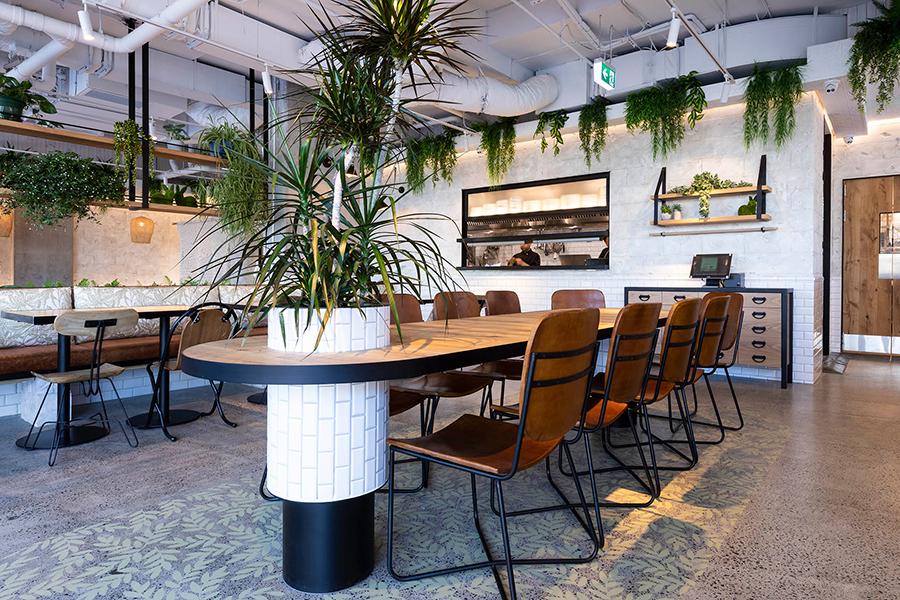 Best Brunch in Sydney Goodfields Eatery