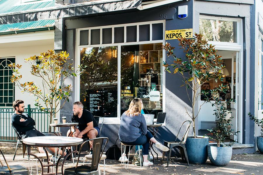 Best Brunch in Sydney Kepos Street Kitchen