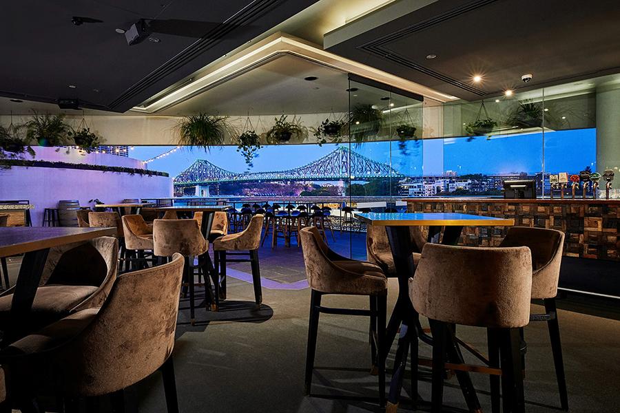 Best Bars in Brisbane Blackbird