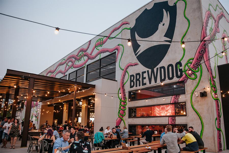 Best Bars in Brisbane Brewdog Taphouse