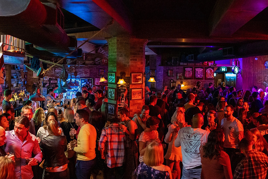 Best Bars in Brisbane Brooklyn Standard