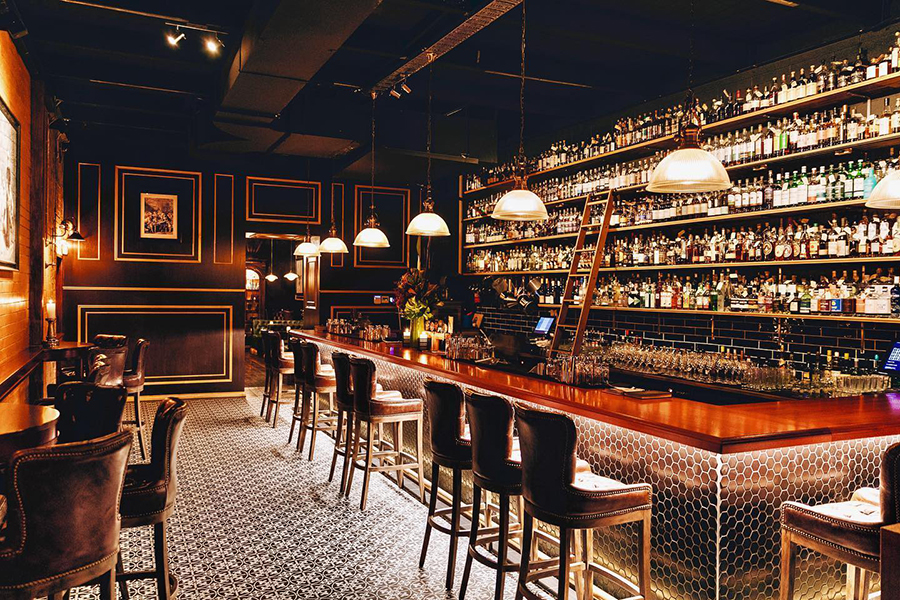 Best Bars in Brisbane Death and Taxes