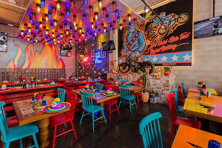 Best Bars in Brisbane El Camino Cantina