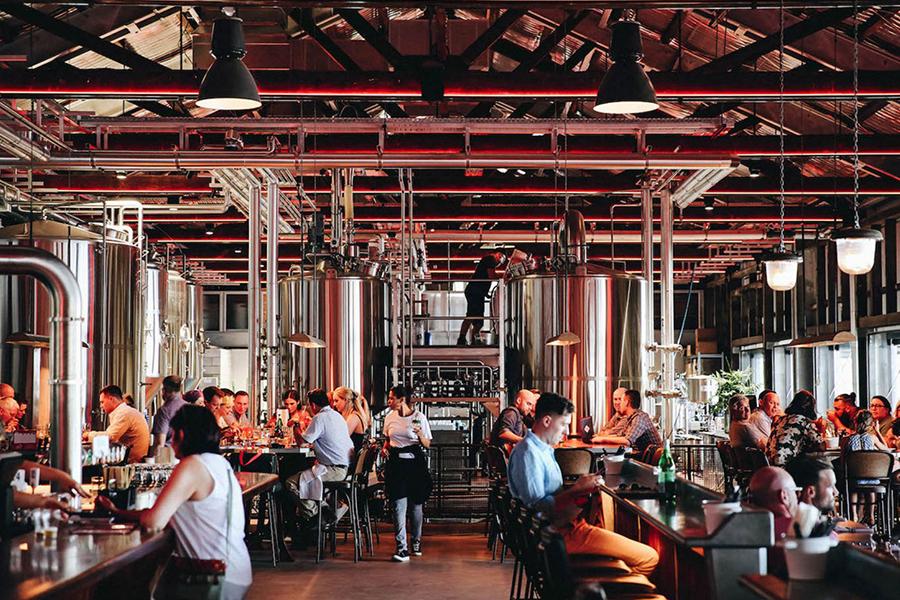 Best Bars in Brisbane Felons Brewing Co