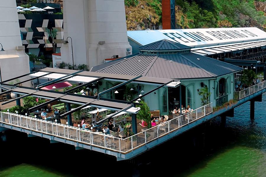 Best Bars in Brisbane Mr Percivals