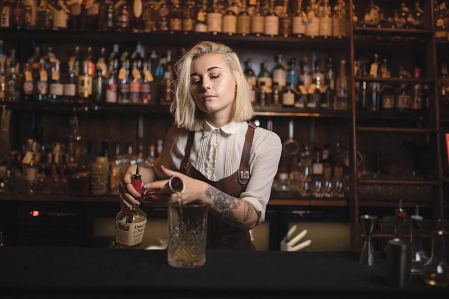 Best Bars in Brisbane Savile Row