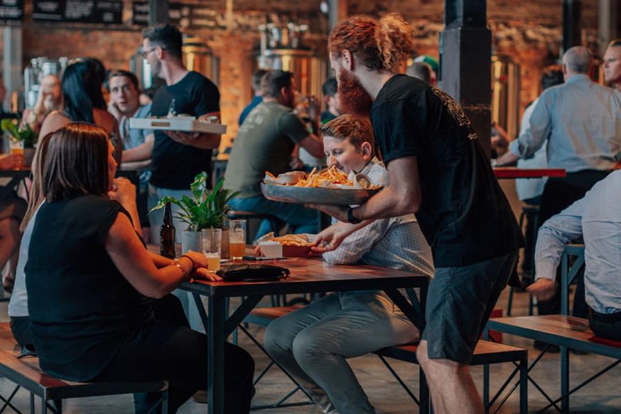 Best Bars in Brisbane Stone & Wood