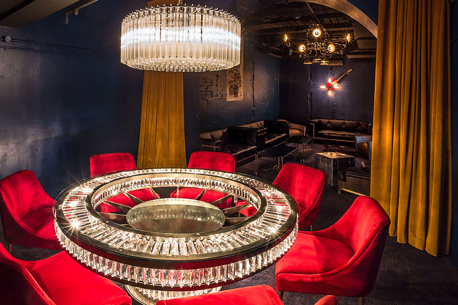 Best Bars in Brisbane The Boom Boom Room