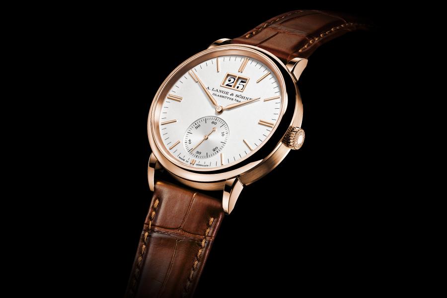 A. Lange & Söhne Saxonia watch