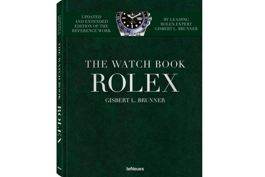 Rolex: The Watch Book