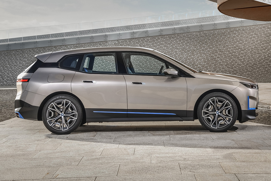 BMW 2022 ix vehicle