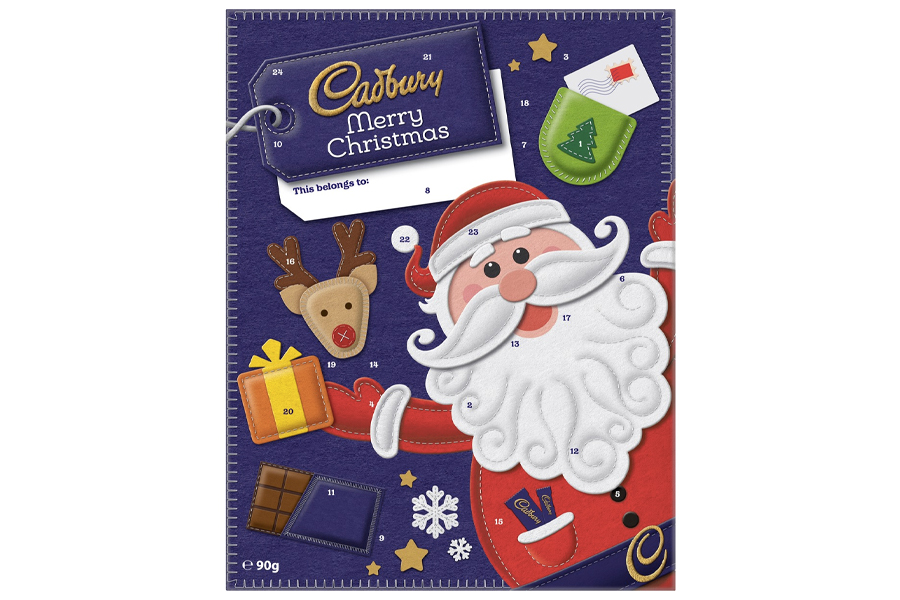 Best Advent Calendars - Cadbury