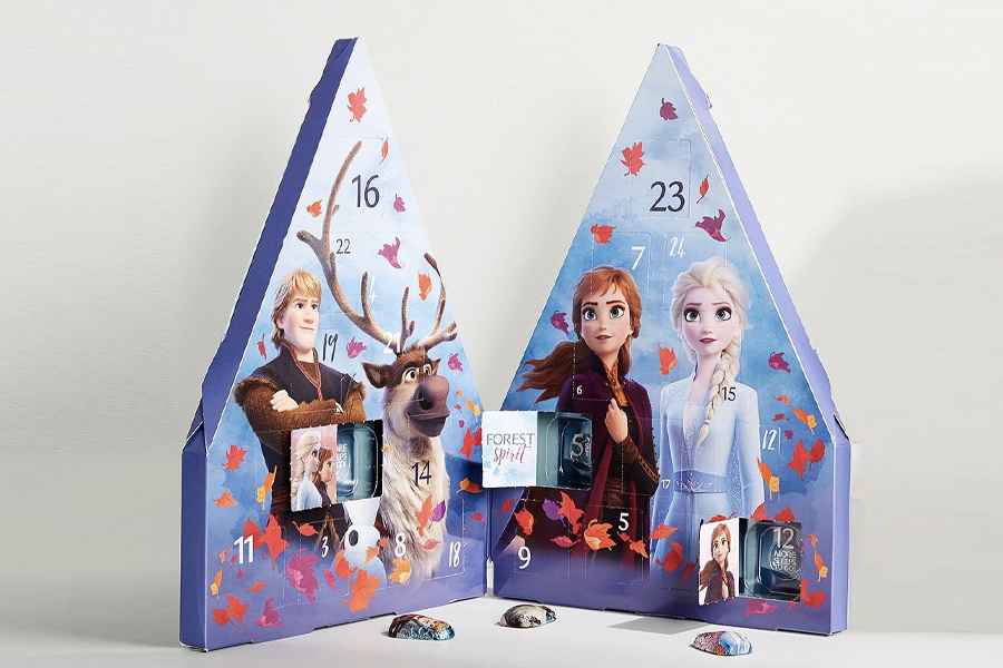 Best Advent Calendars - Disney Frozen 2 Premium Advent Calendar