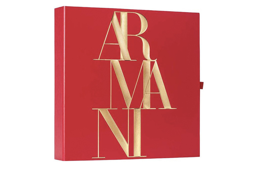 Best Advent Calendars - Giorgio Armani_