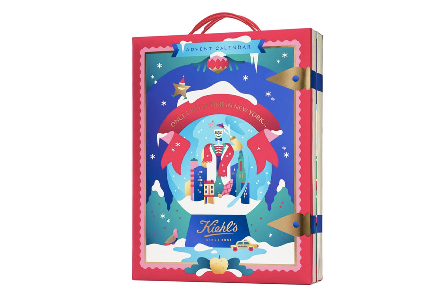 Best Advent Calendars - Kiehl's Holiday Advent Calendar
