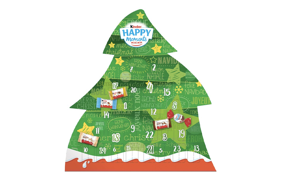 Best Advent Calendars - Kinder