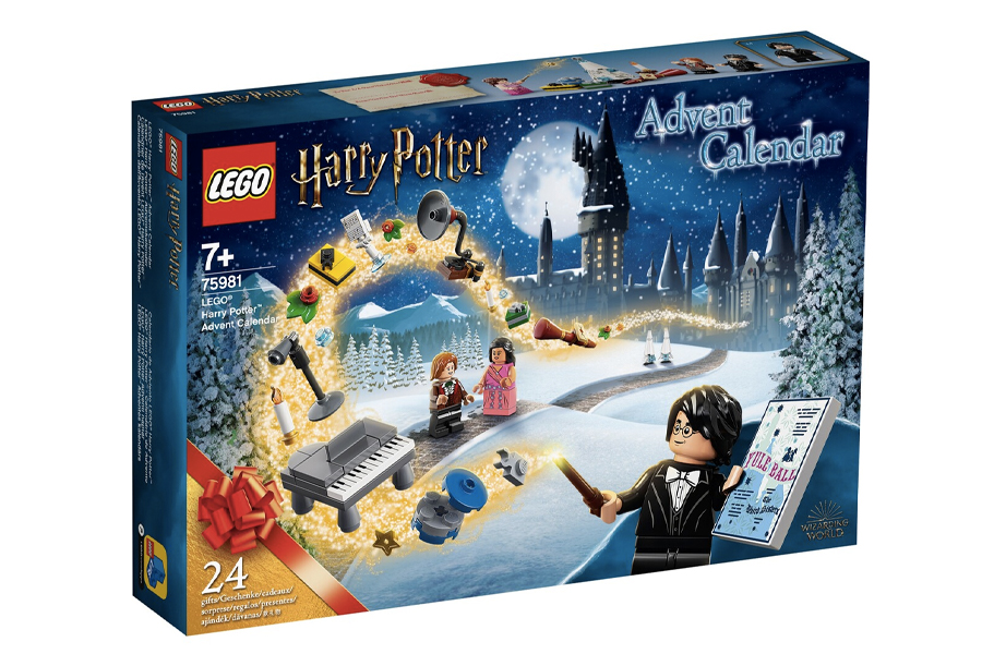 Best Advent Calendars - LEGO Harry Potter Advent Calendar