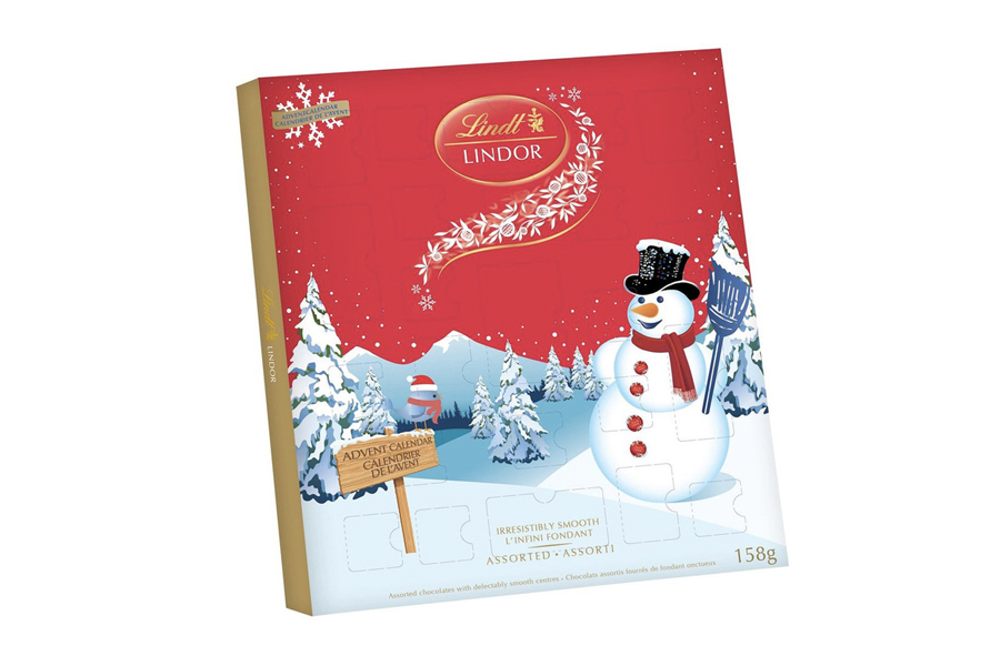 Best Advent Calendars - Lindt