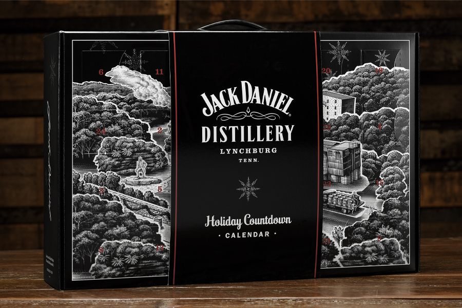 Best Advent Calendars - jack daniel