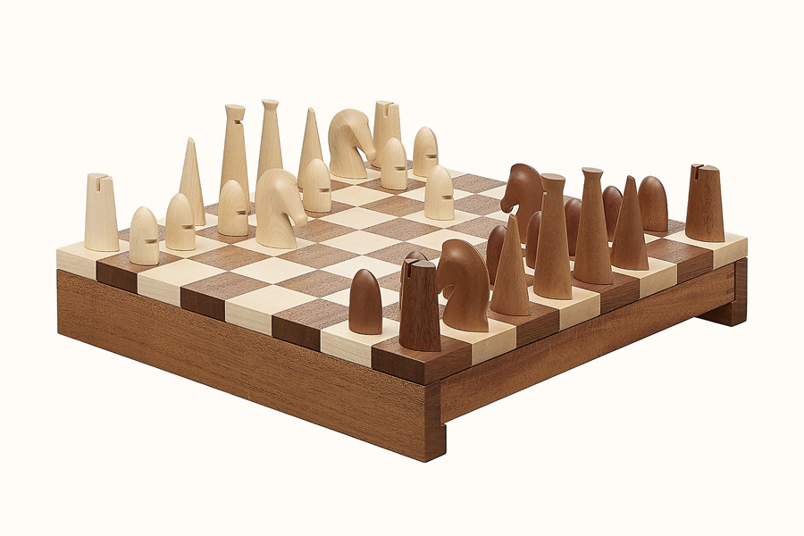 Best Chess Sets - Samarcande Chess Board