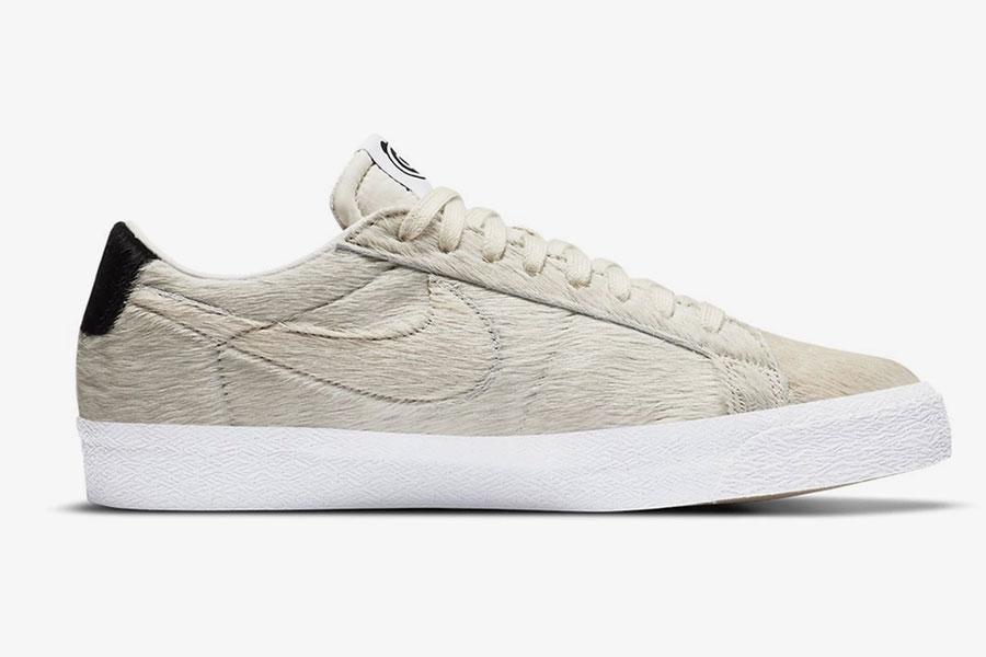 Nike Blazer Low x MEDICOM TOY sneaker
