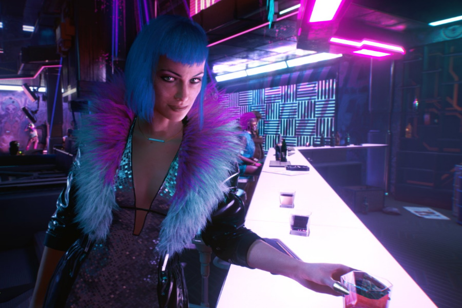 cyberpunk 2077 screen grab