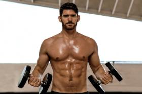 Chris Hemsworth Workout 1
