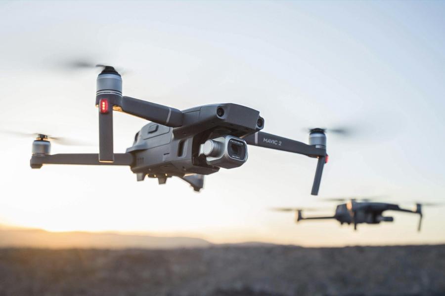 DJI Mavic Pro 2 drones