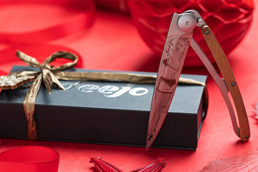 Побалуйте себя этим Рождеством, купив качественный карманный нож |  Человек многих