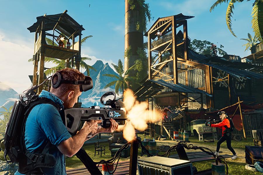 Far Cry VR 2