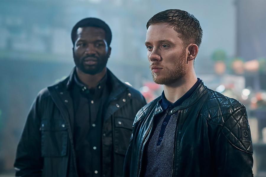 Actors in Gangs of London