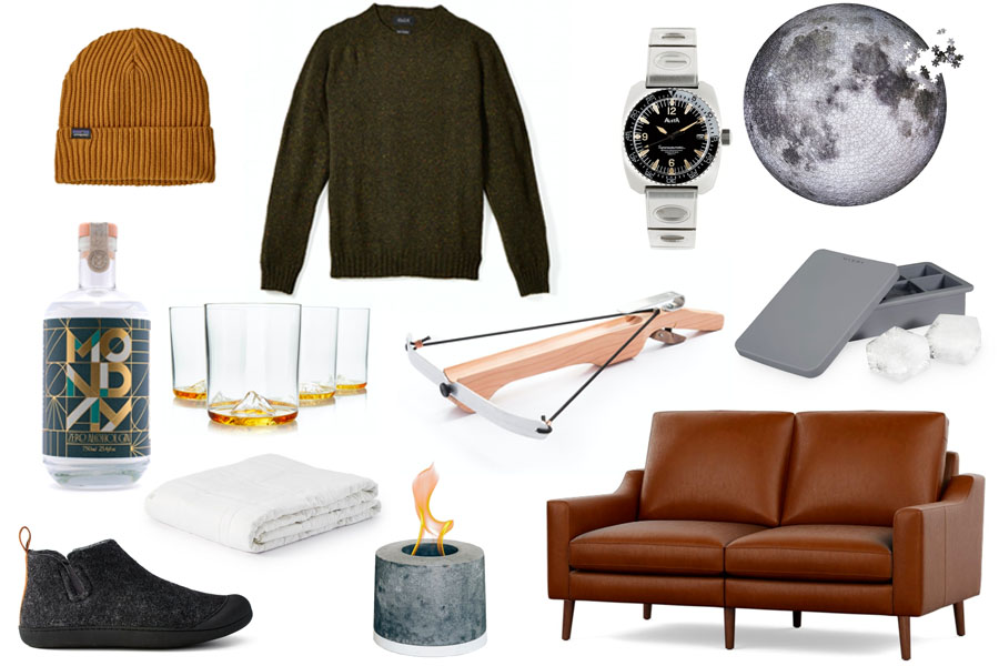 Products from Huckberry Finds December
