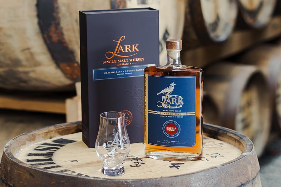 Lark Distilling Co. Double Tawny набирает опыт австралийского виски «До 11» |  Человек многих