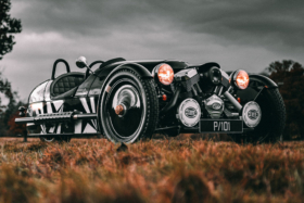 Morgan Launches New Limited Edition 3 Wheeler P101 wheel