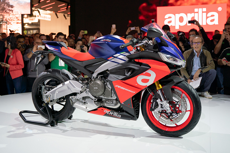 Top 100 Products of 2020 Aprilia RS 660