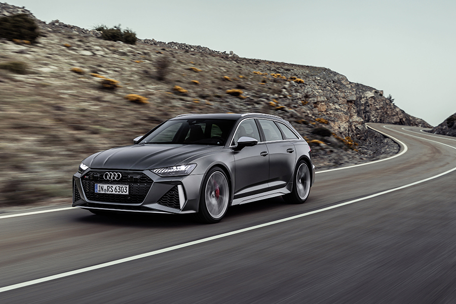 Top 100 Products of 2020 Audi RS6