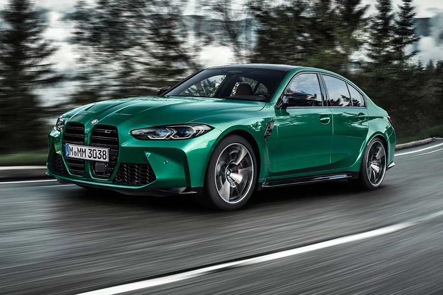 Top 100 Products of 2020 BMW M3