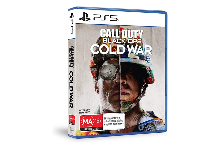 Top 100 Products of 2020 Call of Duty Black Ops Cold War
