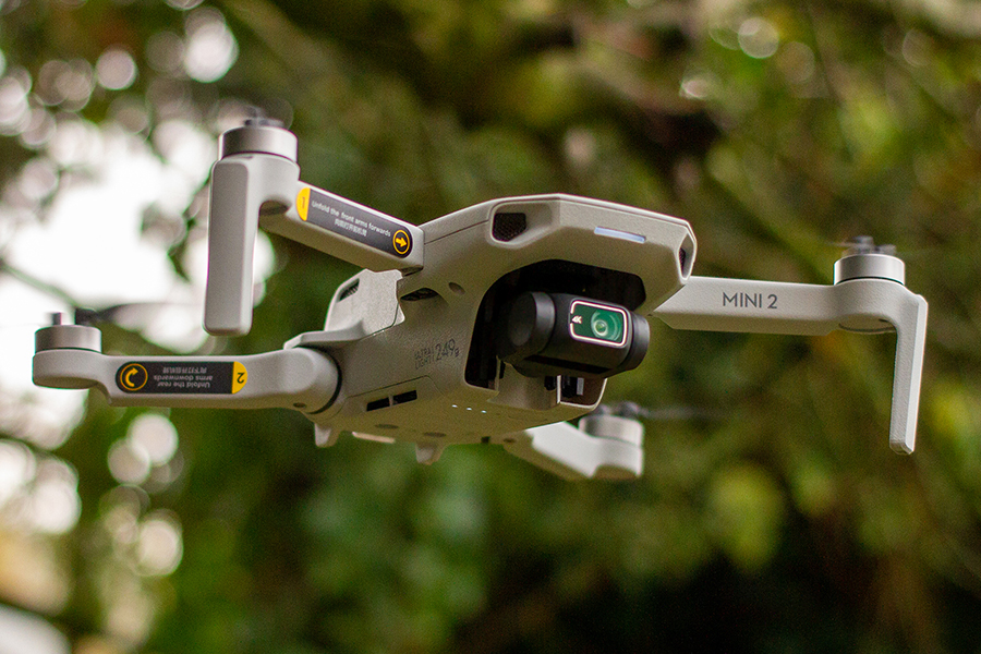 Top 100 Products of 2020 DJI Mini 2