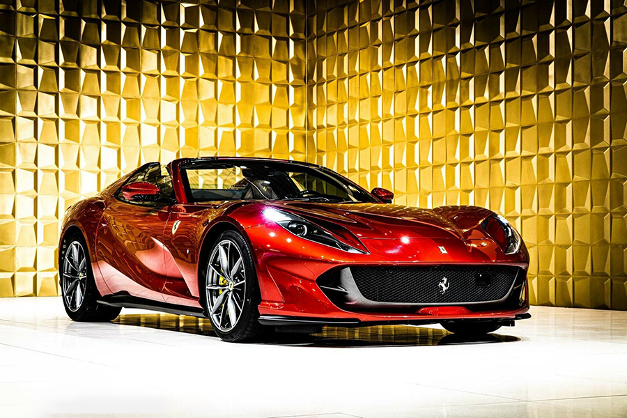 Top 100 Products of 2020 Ferrari 812 GTS
