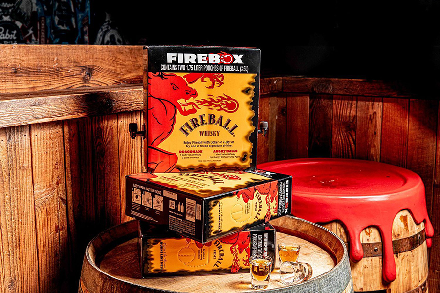 Top 100 Products of 2020 Fireball Firebox