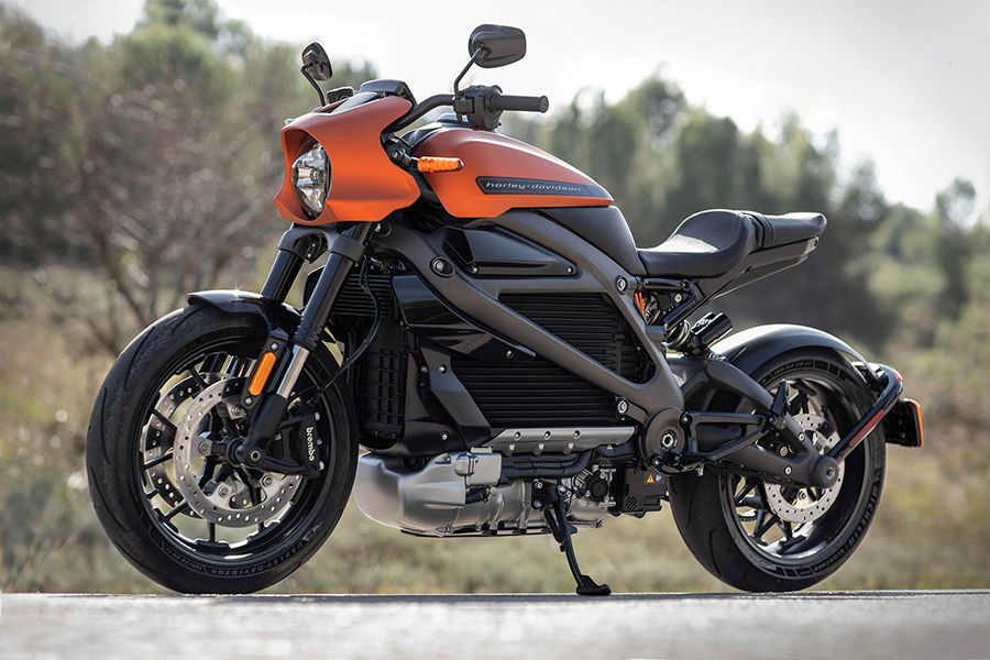 Top 100 Products of 2020 Harley Davidson Livewire