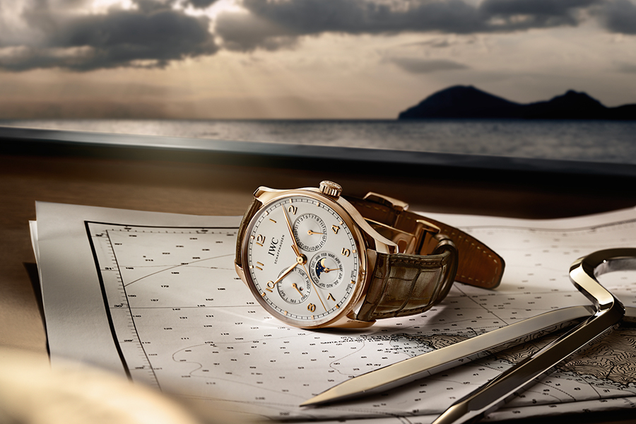 Top 100 Products of 2020 IWC Portugieser Perpetual Calendar 42