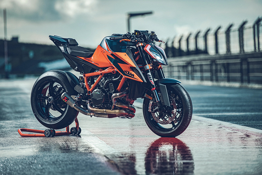 Top 100 Products of 2020 KTM 1290 Super Duke R