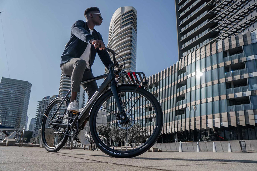 Top 100 Products of 2020 Lekker Bikes Amsterdam+ e-bike