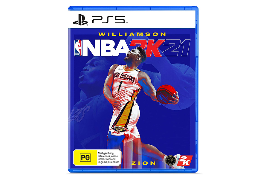 Top 100 Products of 2020 NBA 2k21