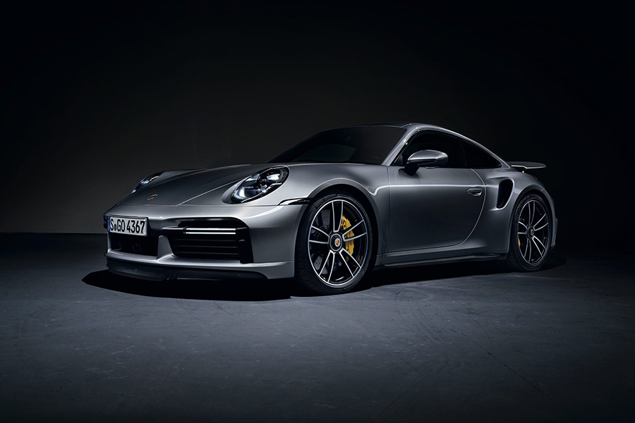 Top 100 Products of 2020 Porsche 911 Turbo S (992)