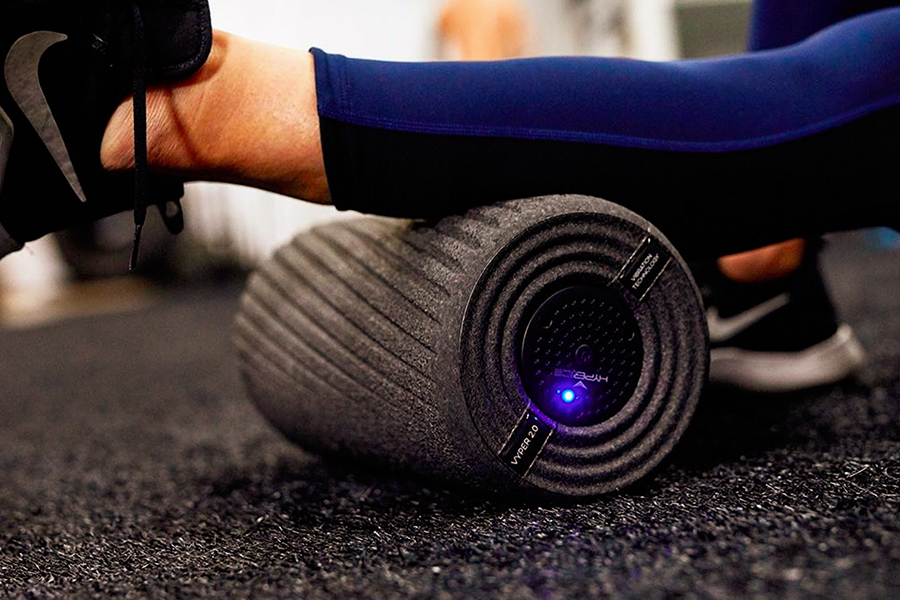 Top 100 Products of 2020 Vyper foam roller by Hyperice