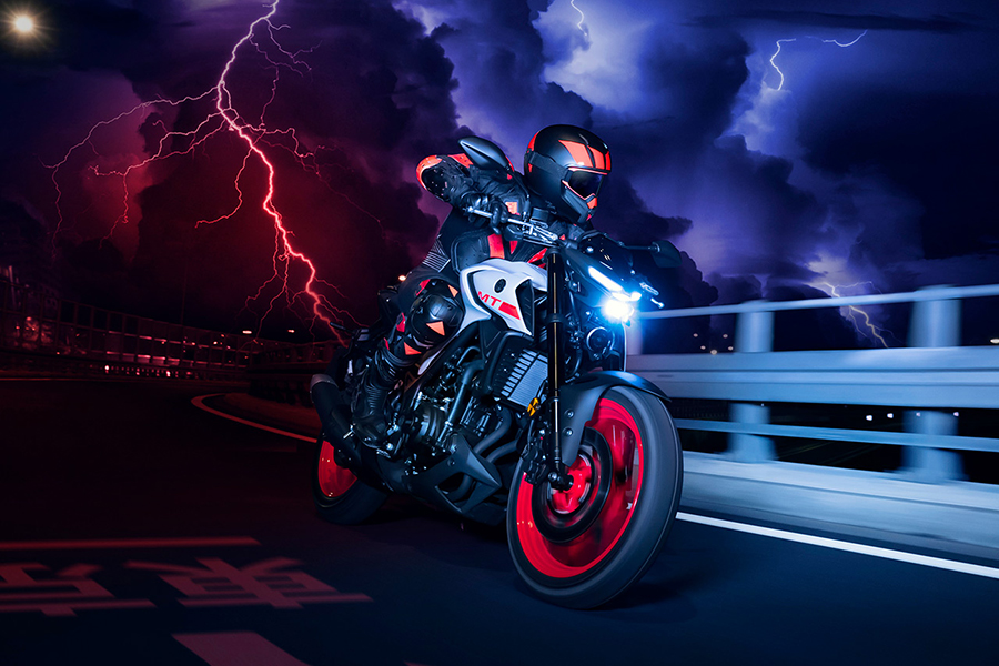 Top 100 Products of 2020 Yamaha MT-03